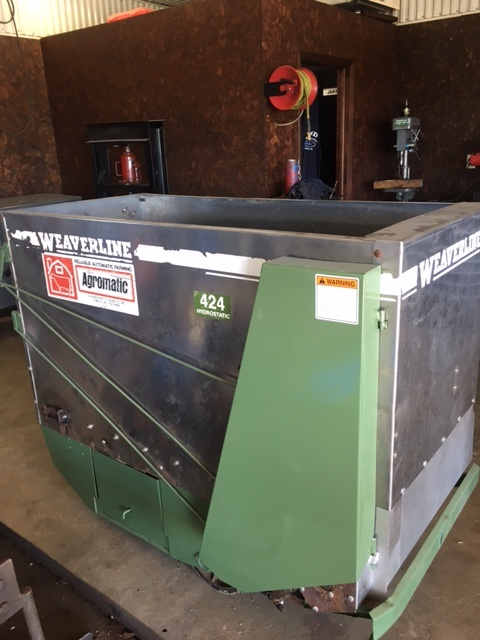 used weaver equipment