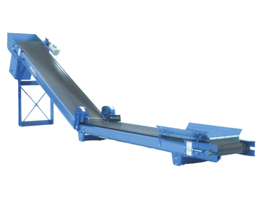 feeding conveyor belts